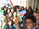 GFS Students Travel to WE Day New York
