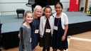 4th Grade World Artists Honored at Austrian Embassy
