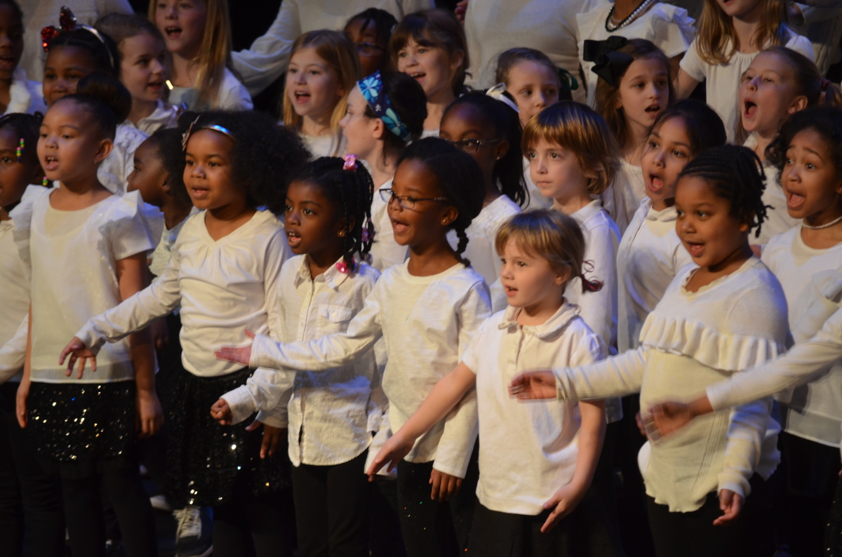 Upper School and Lower School Winter Concerts