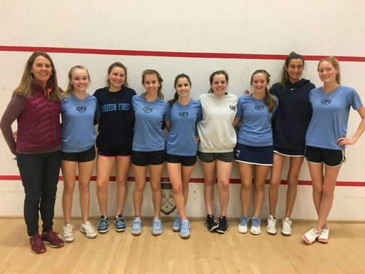 Grizzly Squash Heads to Championships