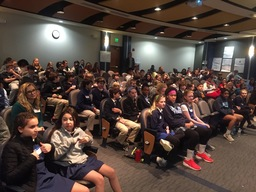 GFS Hosts Middle School Leadership Summit