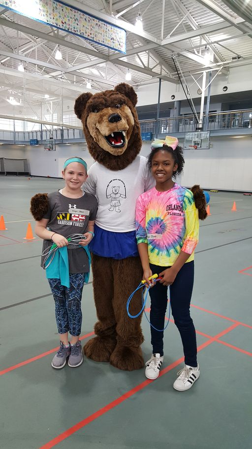 GFS Jumps Rope for Heart