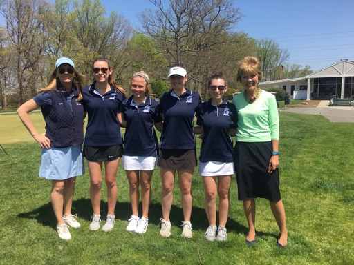 Golf Earns Second Place IAAM B Finish