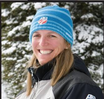 Christa Riepe '91 Joins 2018 Winter Olympic Games